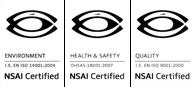 accreditation NSAI